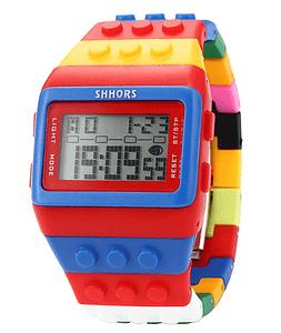 reloj digital niño
